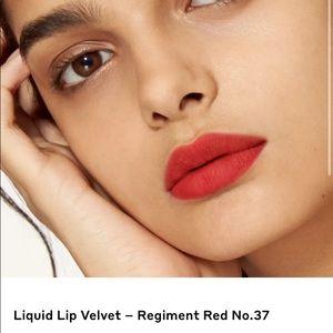 Burberry | Liquid Lip Velvet #37 Regiment Red NWT
